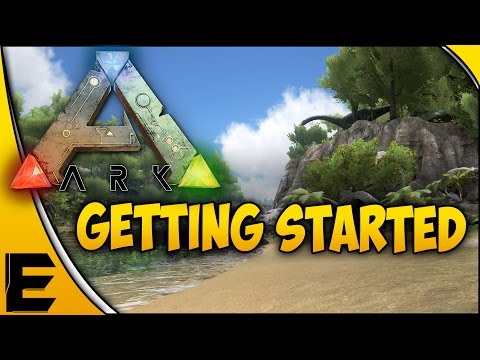 Video ARK Survival Evolved GUIDE ➤ 10 Quick Tips For Survival, Basics, Getting Started