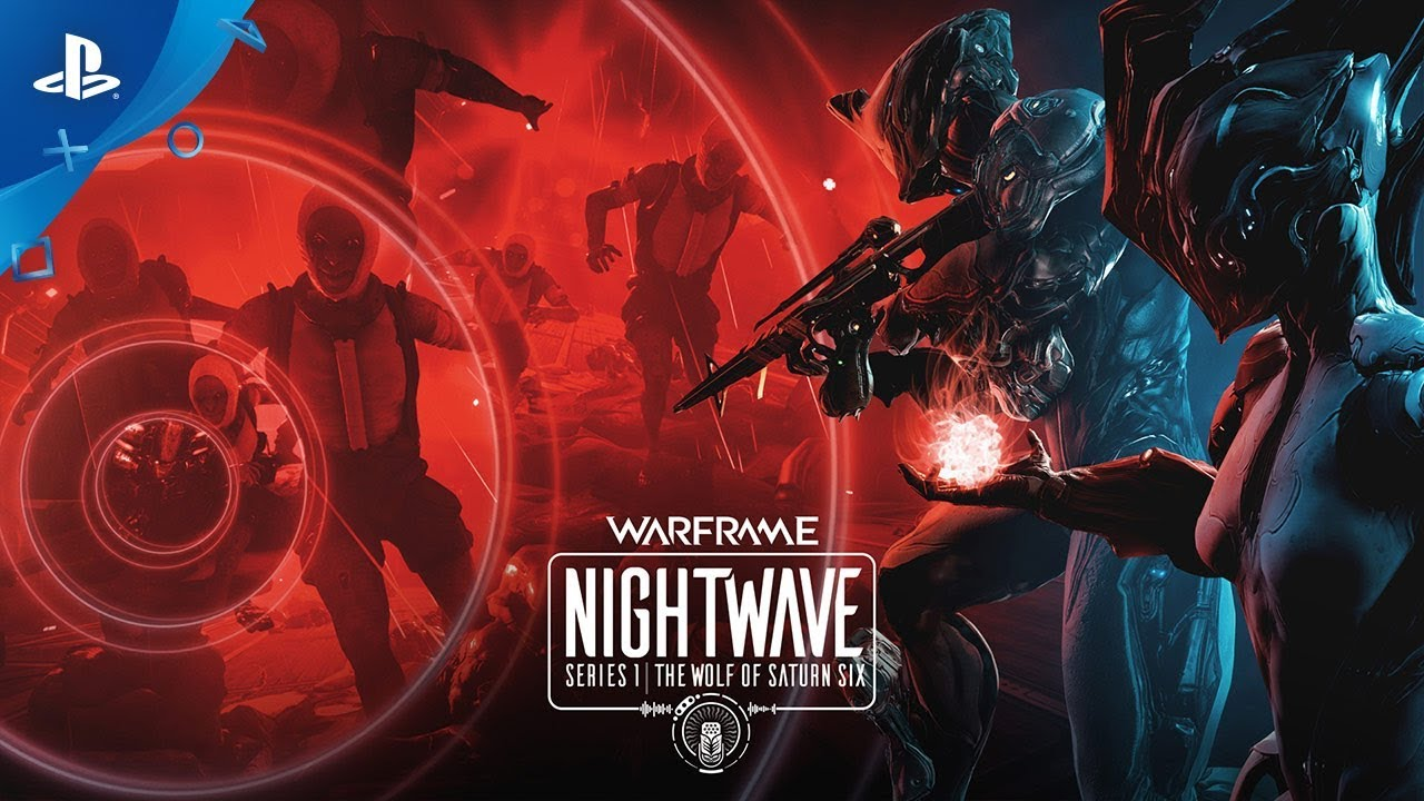 "Warframe's ""Nightwave"" Update Launches Today on PS4"
