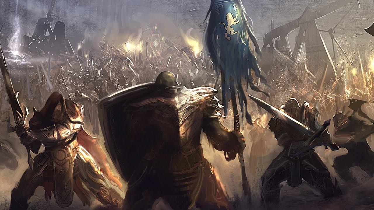 Elder Scrolls Online: видео - The Elder Scrolls Online: Alliances at War