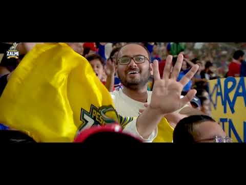 "Zalmi Fan Song ""Zalmi Dua"""