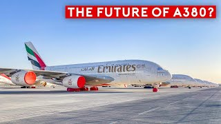 The Future of A380 – Did the Virus End the A380?