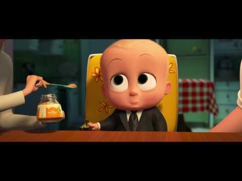 Mimi šéf (The Boss Baby) - první oficiální český HD trailer