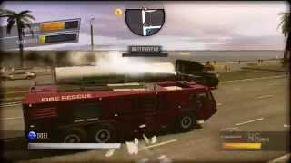 Driver: San Francisco | School Bus About To Explode Gameplay
