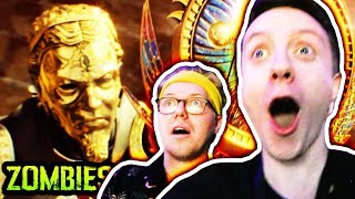 BLACK OPS 4 ZOMBIES: IX TRAILER FULL REACTION (COLISEUM NINE TRAILER)