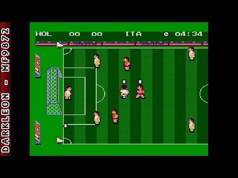 Sega Master System - 94 Super World Cup Soccer (1994)