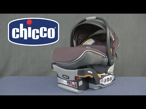 KeyFit 30 Zip Air Rear-Facing Infant Car Seat and Base from Chicco