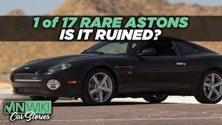A teacher vandalized my ultra-rare Aston Martin