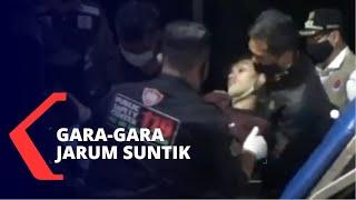 Gara-gara Takut Jarum Suntik, Pemuda Pingsan setelah Jalani Tes Cepat Corona di Malang