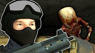 Stopping the Zombie Apocalypse! - Garry's Mod Gameplay - Gmod Horror Map