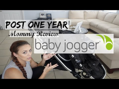 Baby Jogger City Select Double Stroller | One Year Mommy Review