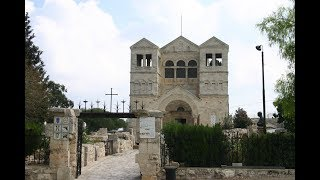 Mount Tabor - place of the Transfiguration