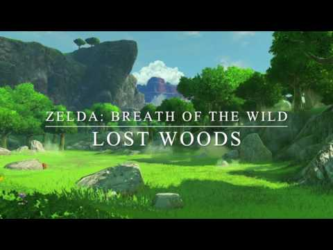 Zelda: Breath of the Wild Music: Lost Woods - Fan Made