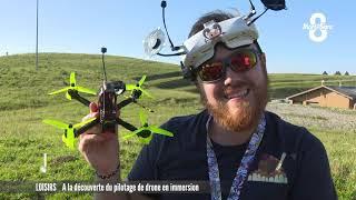 FPV : A la découverte du pilotage de drone en immersion