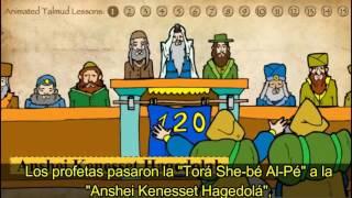 VÍDEO: La Torá Oral - Lecciones animadas del Talmud