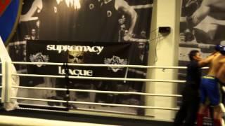 Supremacy Amateur League V - Arte Chernin vs Lamin Ceesay