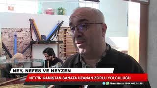 Konya'da ney ustaları ilgi odağı oluyor