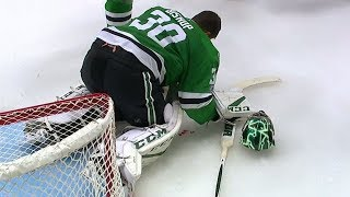 NHL: Pucks to the Mask Part 2