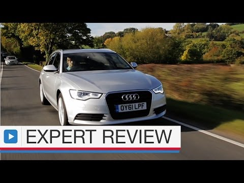Audi A6 Avant estate expert car review
