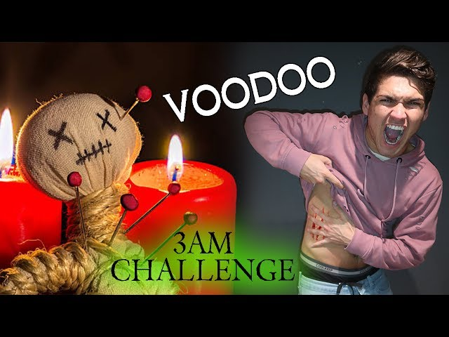 Do Not Use Real Life Voodoo Doll At 3am Haunted 3 Am Challenge Gone Wrong