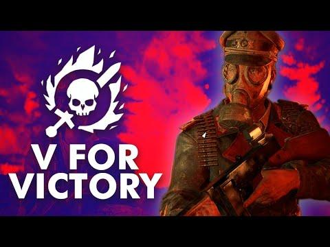 Battlefield V: Firestorm - Squad Win Gameplay