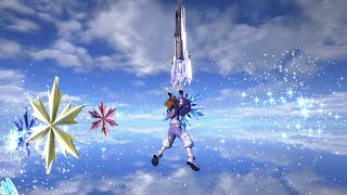 Weiss Schnee themed Outfit and Myrtenaster Crystal Snow - KH3 MODS
