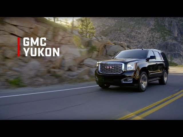 2018 Yukon: Interior Overview | GMC