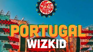 Wizkid   Energy (Stay Far Away) Live At Afro Nation Festival 2019 (Crowd Surfing)