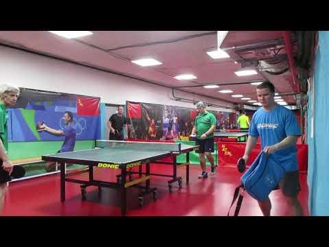 Теннисный клуб  НАТЕН Тренировочные игры 3