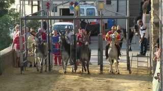 preview picture of video 'PALIO DEI CIUCHI di CAMPAGNATICO, 54° Edizione, 2011, Parte 5 di 5'
