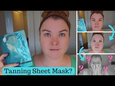 Simpleng face mask para sa lahat ng mga uri