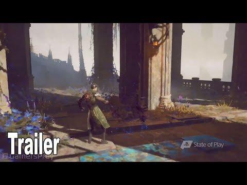 Babylon's Fall - Gameplay Trailer [HD 1080P]
