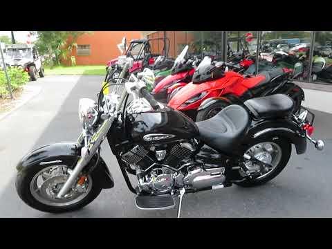 2008 Yamaha V Star® 1100 Custom in Sanford, Florida - Video 1