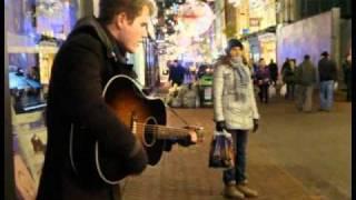 Sail Away David Gray By London Street Musician Damon Valentine
