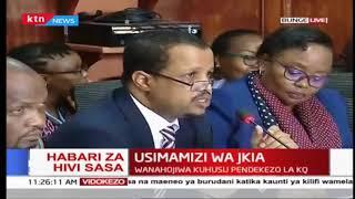 Usimamizi wa JKIA: Maafisa wakuu wa KAA wahojiwa na wabunge