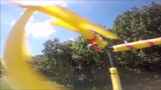 2020 8 30 Drone racer Tsukuba FPV freestyle