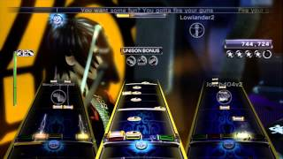 Fire Your Guns by AC/DC Full Band FC #975
