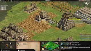 4v4 Black Forest | Mayans Flank