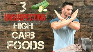 High Carb Foods to Avoid on a Low Carb Diet: Thomas DeLauer