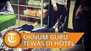 Peringati Hari Guru di Hotel, Oknum Guru SD Meninggal saat Kencan dengan Sesama Guru