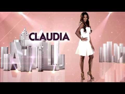 The Real Housewives of Atlanta Season 7 Intro (with Claudia) HD