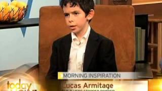 Little Boy Heroically Shoots, Mutilates Burglar