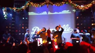 "Bas - ""My Nigga Just Made Bail"" #RotDCrawl NYC @ SOBs"
