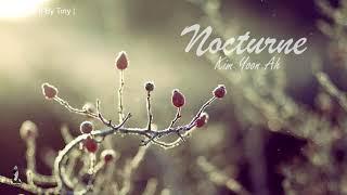 | Lyrics trans+Sub Nocturne - kim Yoon Ah || OST MonStar |