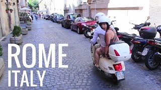 preview picture of video 'Rome, Italy: The Talented Tour Guides of Walks of Italy #TAKEWALKS'