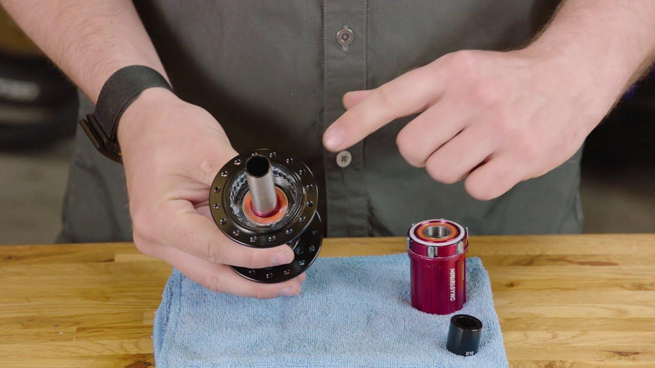 Freehub Swap