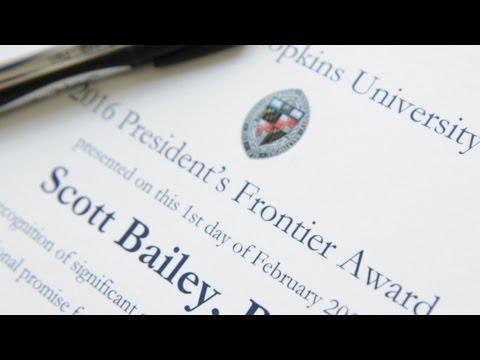 2016 President's Frontier Award