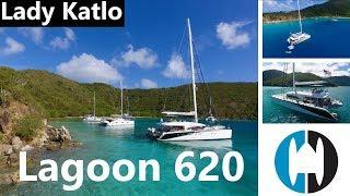 Used Sail Catamarans for Sale 2010 Lagoon 620