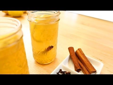 Video Healthy Hot Toddy Recipe | Lighten Up