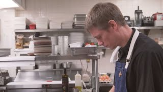 A Day In The Life Of An Executive Chef | Vancouver Chef Josh Gonneau