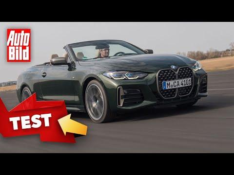 BMW 4er Cabrio (2021) | Erste Fahrt im neuen BMW 4er Cabrio | Test mit Alexander Bernt